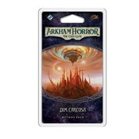 Društvena igra ARKHAM HORROR - Dim Carcosa, living card game, mythos pack