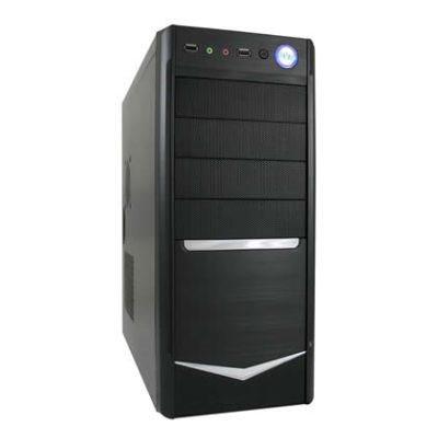 Računalo LINKS Helium U10I / INTEL DualCore i3 7100 (3.9GHz), 8GB, 1000GB, DVDRW, Intel HD Graphics 630, Antivirusna zaštita