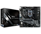 Matična ploča ASROCK H370M PRO4, Intel H370, DDR4, zvuk, G-LAN, SATA, M.2, PCI-E 3.0, CrossFireX, HDMI, DVI-D, D-Sub, USB 3.1, ATX, s. 1151