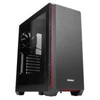 Kućište ANTEC P7, MIDI, ATX, window, crno/crveno, bez napajanja