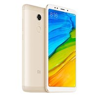 "Smartphone Xiaomi Redmi 5, 5.7"" multitouch IPS, Qualcomm SDM450 Snapdragon 450, OctaCore 1.8 GHz, 2GB RAM, 16GB Flash, WiFi, BT, kamera, Android 7.1.2, zlatni"