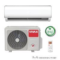 Klima uređaj VIVAX ACP-09CH25AEMI R32 - inv., Hlađenje 2,64 kW, Grijanje 2,93 kW, Ekološki plin R32, Energetska klasa A++/A+