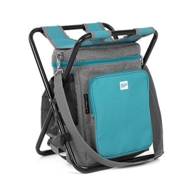 Stolica/ruksak SPOKEY Mate, služi kao prijenosni hladnjak čuva temperaturu