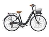Ženski bicikl ADRIATICA vel.18˝, Shimano 6 brzina, kotači 26˝, crni