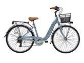 Ženski bicikl ADRIATICA vel.18˝, Shimano 6 brzina, kotači 26˝, sivi