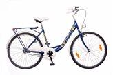 Ženski bicikl NEUZER vel.18˝, kotači 26˝, plavi