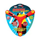 Boomerang WICKED, Sonic Booma, zvučni efekt, crveni