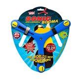 Boomerang WICKED, Sonic Booma, zvučni efekt, plavi