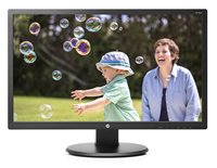 "Monitor 24"" LED HP 24o, X0J60AA, FHD, TN, 1ms, 250cd/m2, 1000:1, D-Sub, DVi, HDMI, crni"