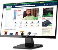 "Monitor 24"" LED HP 24W, 1CA86AA, FHD, IPS, 5ms, 250cd/m2, 1000:1, D-Sub, HDMI, crni"