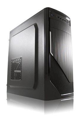 Računalo LINKS Argon G15I WIN / INTEL DualCore i3 7100 (3.9GHz), 8GB, 1000GB, SSD 120GB, DVDRW, nVIDIA GTX 1060 6GB, Antivirusna zaštita, Windows 10