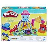 Masa za modeliranje HASBRO E0800, Play-Doh, Cranky The Octopus, mrzovoljna hobotnica