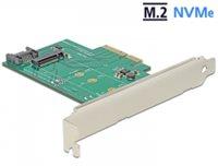 Kontroler PCI-E, DELOCK, 1 x vanjski NVMe M.2
