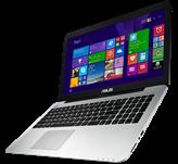 "Prijenosno računalo ASUS VivoBook X555QG-DM248 / QuadCore A12 9700P, 8GB, 1000GB + 128GB SSD, Radeon R5 M430, 15.6"" LED HD, DOS, srebrno"