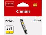 Tinta CANON CLI-581Y, žuta