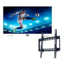 LED TV 32'' VIVAX IMAGO LED TV-32S60T2W + NOSAČ, HD Ready, DVB-T2/T/C/S2 HEVC H.265, MPEG4, A