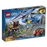 LEGO 60173, City, Mountain Arrest, uhićenje na planini