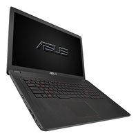 "Prijenosno računalo ASUS FX753VD-GC309 / Core i5 7300HQ, 8GB, 1000GB + 128GB SSD, GeForce GTX 1050 4GB, 17.3"" LED FHD, Linux, crno"