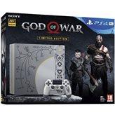 Igraća konzola SONY PlayStation 4 PRO Limited Edition, 1000GB, B Chassis, God of War, siva