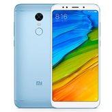 "Smartphone Xiaomi Redmi 5 Plus, 5.9"" multitouch IPS, OctaCore 2.0 GHz, 4GB RAM, 64GB Flash, WiFi, BT, kamera, Android 7.1.2, plavi"