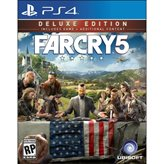 Igra za SONY Playstation 4, Far Cry 5 Deluxe Edition PS4