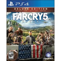 Igra za SONY Playstation 4, Far Cry 5 Deluxe Edition PS4