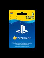 SONY PlayStation Plus Card 90 dana