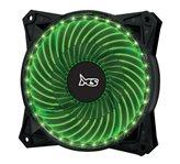 Ventilator MS Freeze 33, 120mm, 1200 okr/min, zeleni
