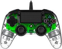 Gamepad BIGBEN za PS4/PC, Nacon Official Light, žični, 3m kabel, zeleni
