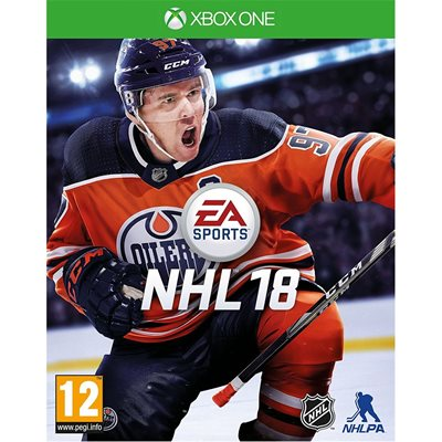 Igra za MICROSOFT XBOX ONE, NHL 18