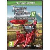 Igra za PC, Farming Simulator 17 Platinum