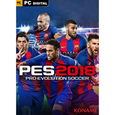 Igra za PC, Pro Evolution Soccer 2018