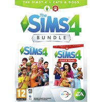Igra za PC, Sims 4 + Sims 4 EP4 Cats and Dogs
