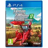 Igra za SONY PlayStation 4, Farming Simulator 17 Platinum Edition