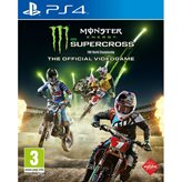 Igra za SONY PlayStation 4, Monster Energy Supercross