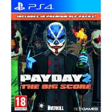 Igra za SONY PlayStation 4, Payday 2 The Big Score