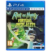 Igra za SONY PlayStation 4, Rick and Morty Virtual Rick-ality