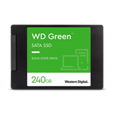 """SSD 240.0 GB WESTERN DIGITAL Green, WDS240G2G0A, SATA, 2.5"""", 545/430 MB/s"""