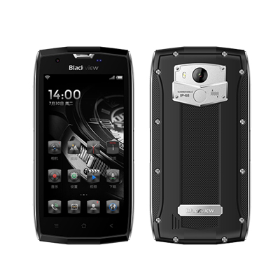 """Smartphone BLACKVIEW BV7000 Pro, 5"""" IPS, OctaCore 1.5GHz, 4GB RAM, 64GB Flash, BT, GPS, Android 7.0, siva"""