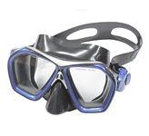 Maska za ronjenje EXTREME SUB 294, silikon, kaljeno staklo, plava