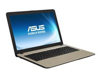 Prijenosno računalo ASUS VivoBook X540NA-GQ063 / Celeron N3350, 4GB, 1000GB, HD Graphics, 15.6'' HD, HDMI, BT, USB 3.0, FreeDOS, crno