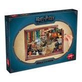 Slagalica HARRY POTTER, Hogwarts, 1000 komada