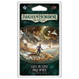 Društvena igra ARKHAM HORROR - Lost In Time And Space, living card game, mythos pack