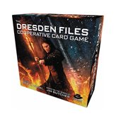 Društvena igra DRESDEN FILES, cooperative card game