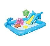 Bazen BESTWAY, Fantastic Aquarium Play Pool, 239x206x86cm, 308l, centar za igru, na napuhavanje