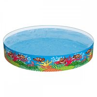 Bazen BESTWAY, Fill 'N Fun Odyssey Pool, 244x244x46cm, 2074l