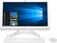 "Računalo HP 24-e007ny ALL-in-One 2MQ54EA / Core i5 7200U, 8GB, SSd 256GB, HD Graphics, 23.8"" LED FHD IPS, DVDRW, WiFi, LAN, BT, USB 3.0, Windows 10, tipkovnica, miš"