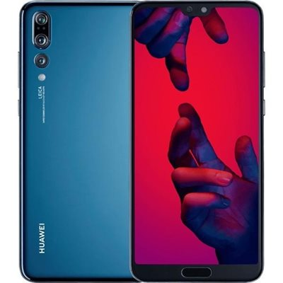 "Smartphone HUAWEI P20 Pro, 6.1"" IPS LCD FHD, OctaCore Kirin 970 2.4GHz & 1.8GHz, 6GB RAM, 128GB Flash, WiFi, Android 8.1, plavi"