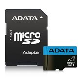 Memorijska kartica ADATA, micro SDXC, 64 GB, AUSDX64GUICL10A1-RA1, class 10 UHS + adapter
