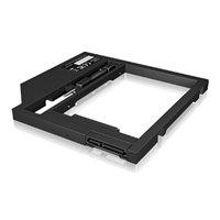 "Ladica za disk ICY BOX IB-AC649, SATA 2.5"", za montažu HDD / SSD umjesto optike, 7-9 mm"